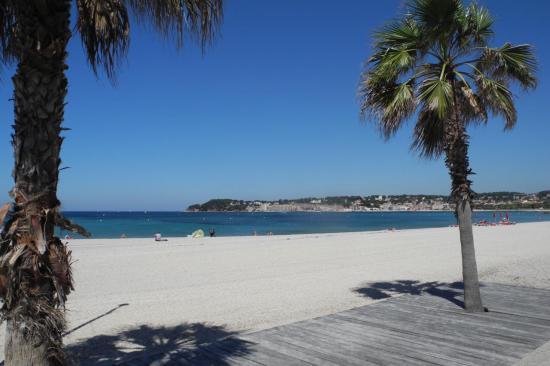 La plage de Bonne-Grâce