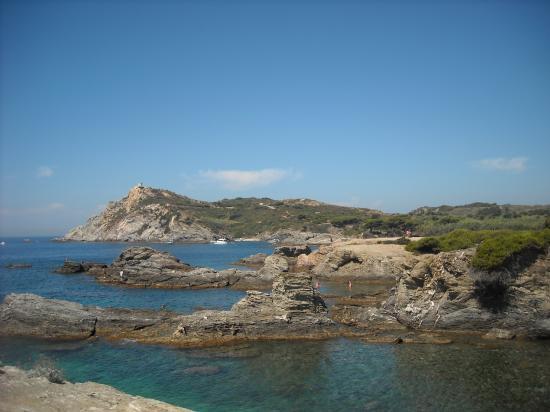 Les îles du Gaou